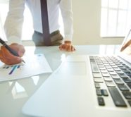 EXB software voor de dienstverlening