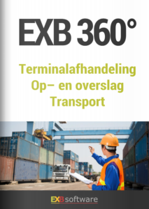 EXB Terminal afhandeling, op- en overslag en transport
